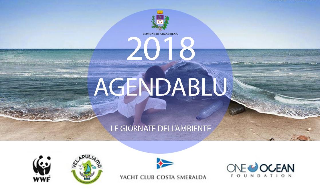 Agenda Blu Arzachena
