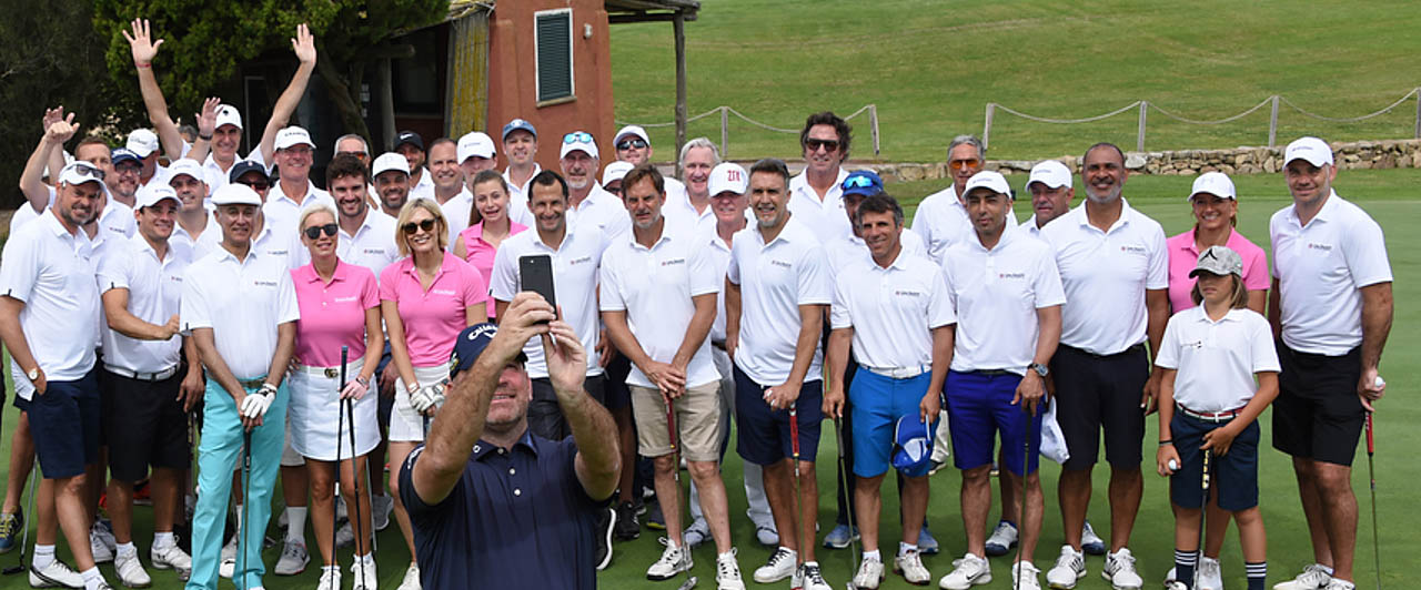 "weekend a Porto Cervo  quinta edizione ""Costa Smeralda Invitational"""