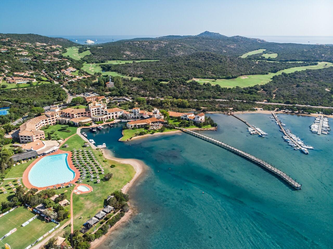 La Costa Smeralda riparte dagli hotel di lusso